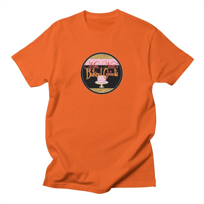 Mrs. Nutt's Baked Goods round Men's T-Shirt by Nuttshaw Studios