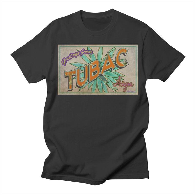 Tubac, AZ Men's T-Shirt by Nuttshaw Studios