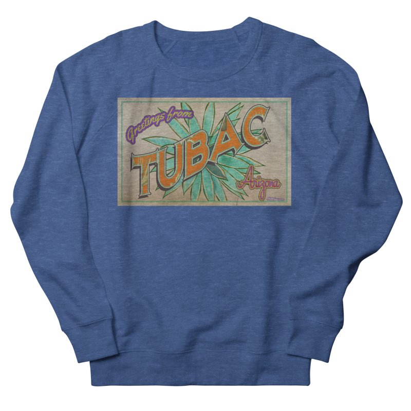 Tubac, AZ Men's Sweatshirt by Nuttshaw Studios
