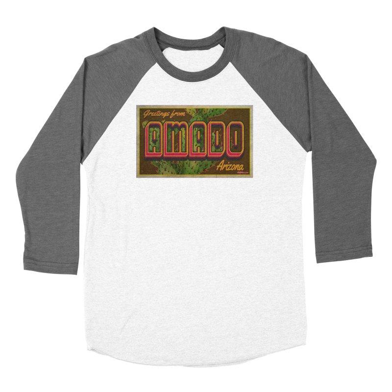 Amado, AZ Women's Longsleeve T-Shirt by Nuttshaw Studios