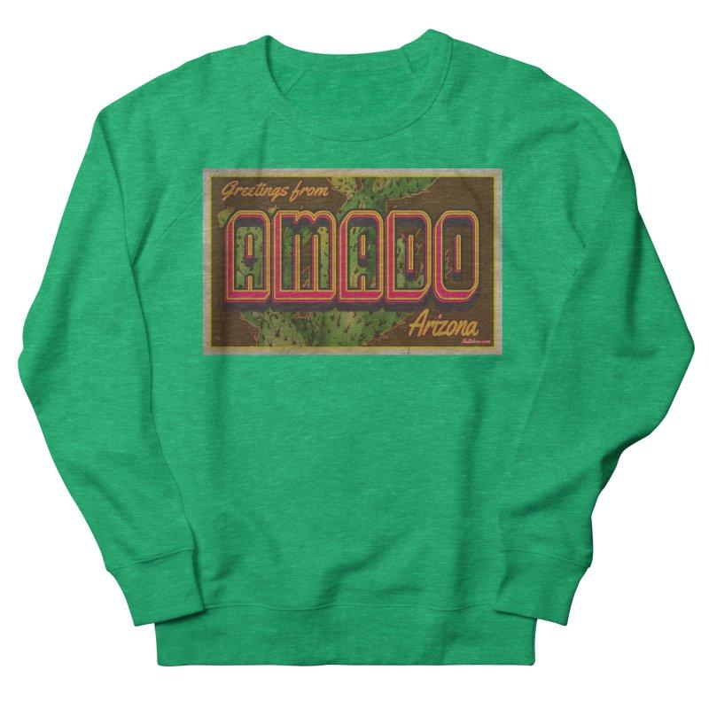 Amado, AZ Women's Sweatshirt by Nuttshaw Studios