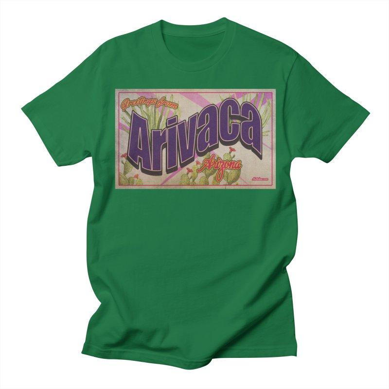 Arivaca, AZ. Women's Regular Unisex T-Shirt by Nuttshaw Studios