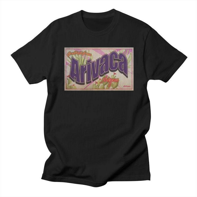 Arivaca, AZ. Men's T-Shirt by Nuttshaw Studios