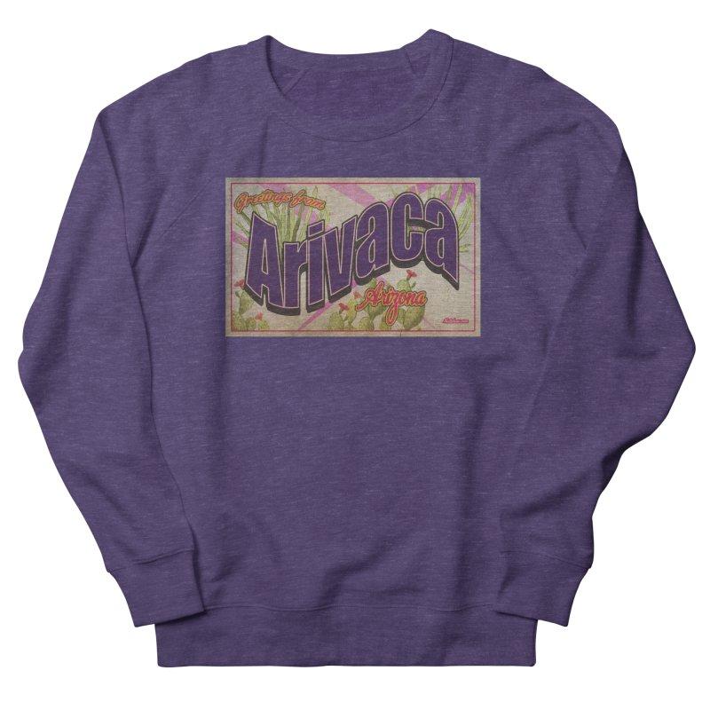 Arivaca, AZ. Men's Sweatshirt by Nuttshaw Studios