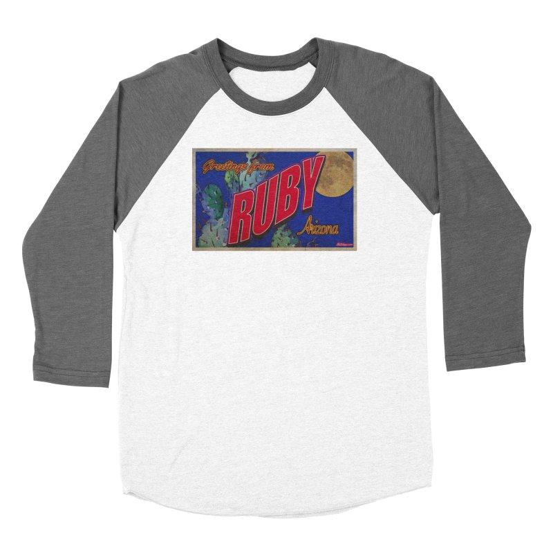 Ruby, AZ Women's Longsleeve T-Shirt by Nuttshaw Studios