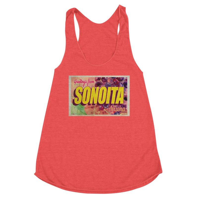 Sonoita, AZ. Women's Tank by Nuttshaw Studios