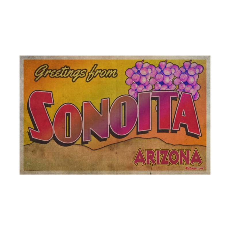 Sonoita, AZ. by Nuttshaw Studios