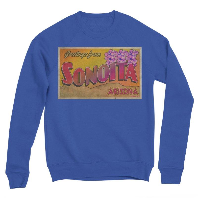 Sonoita, AZ. Women's Sweatshirt by Nuttshaw Studios