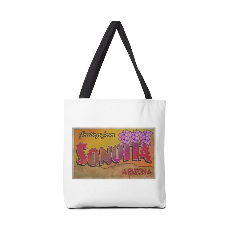 Sonoita, AZ. Accessories Tote Bag Bag by Nuttshaw Studios