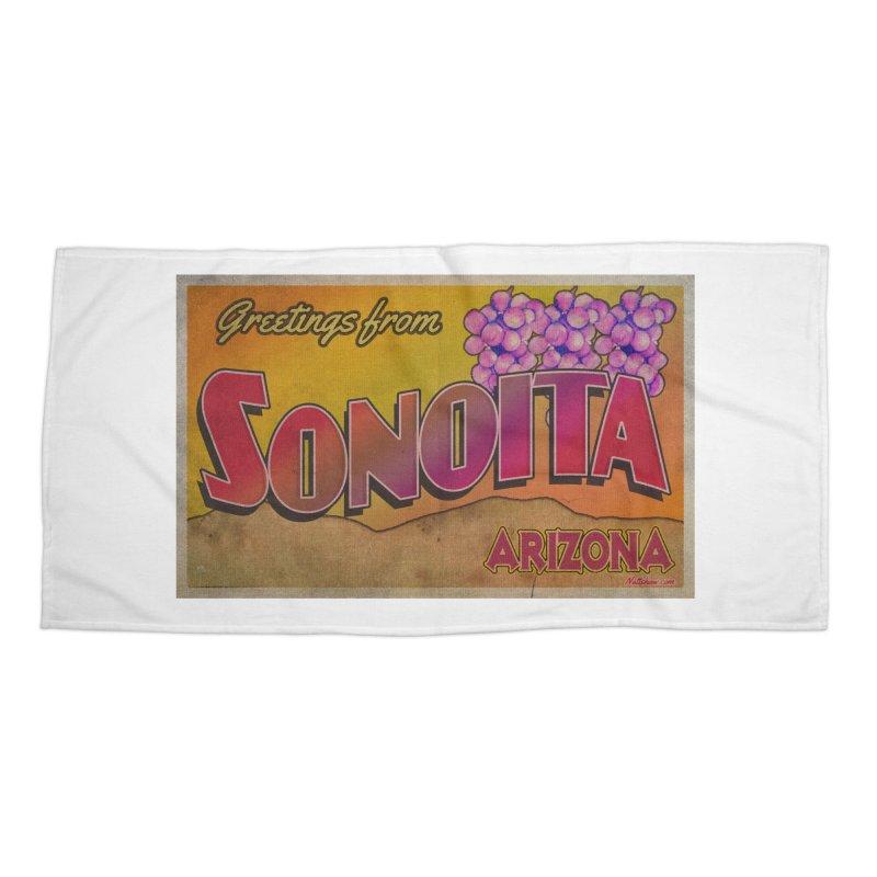 Sonoita, AZ. Accessories Beach Towel by Nuttshaw Studios