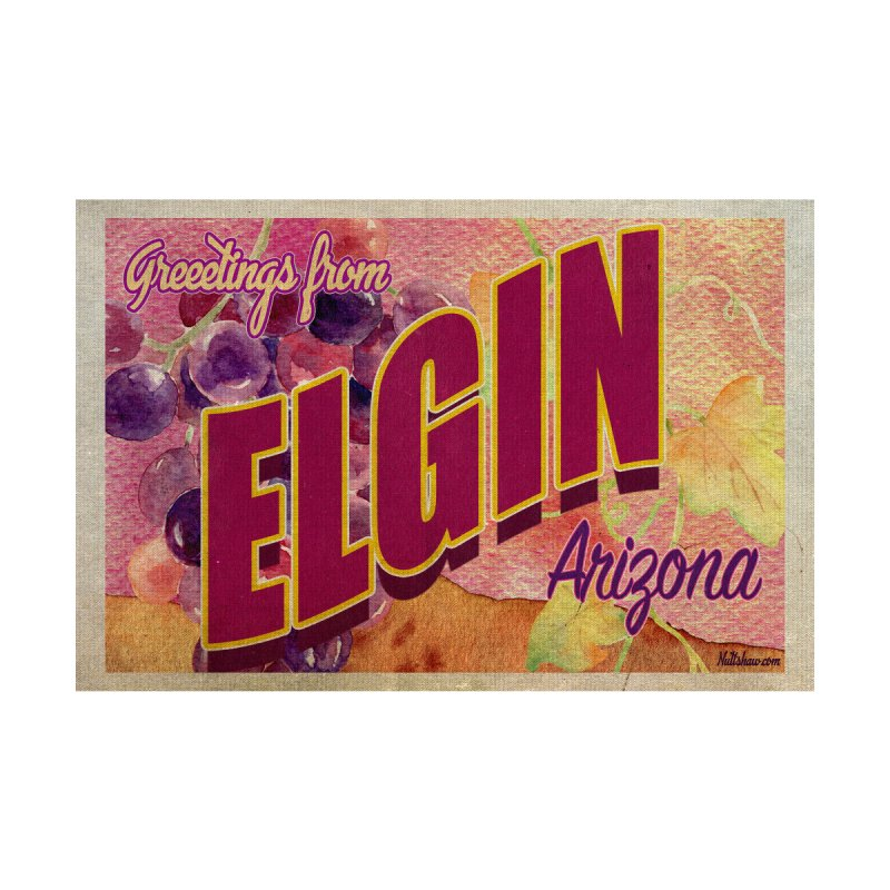 Elgin, AZ. Women's T-Shirt by Nuttshaw Studios