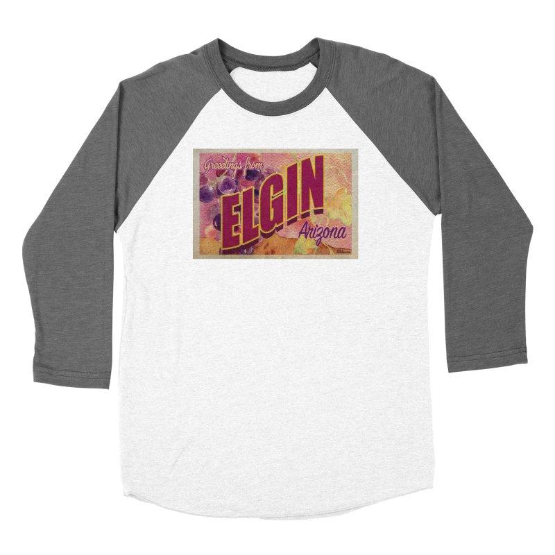 Elgin, AZ. Women's Longsleeve T-Shirt by Nuttshaw Studios