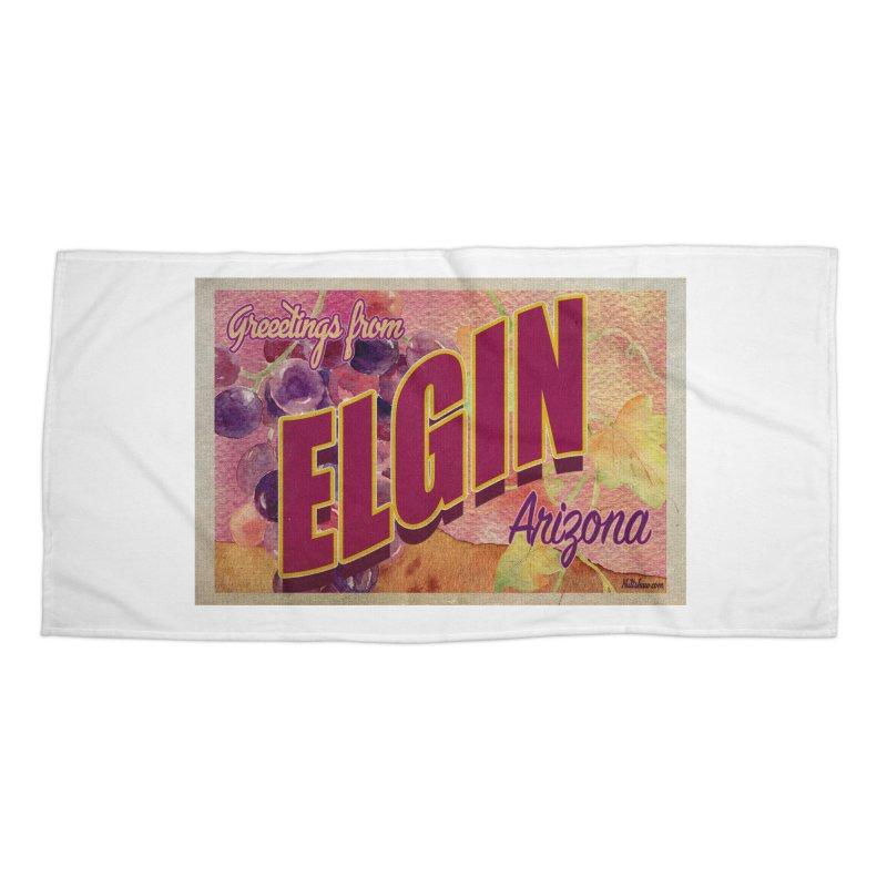 Elgin, AZ. Accessories Beach Towel by Nuttshaw Studios