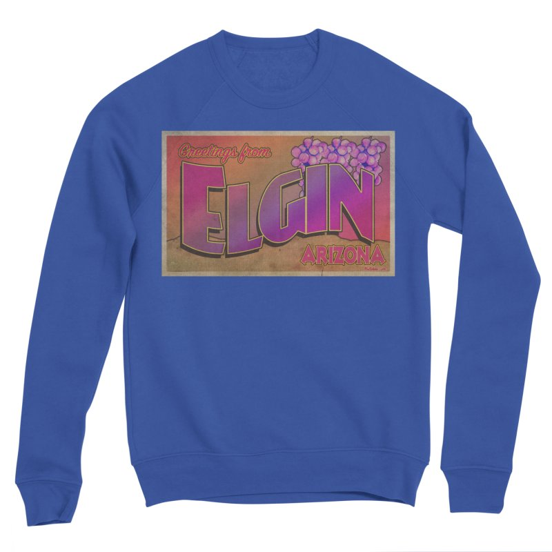 Elgin, AZ. Women's Sweatshirt by Nuttshaw Studios
