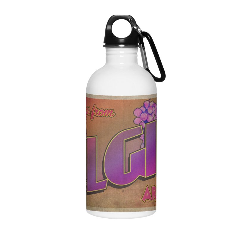 Elgin, AZ. Accessories Water Bottle by Nuttshaw Studios