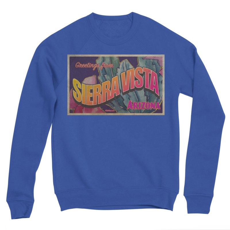 Sierra Vista, AZ. Women's Sweatshirt by Nuttshaw Studios