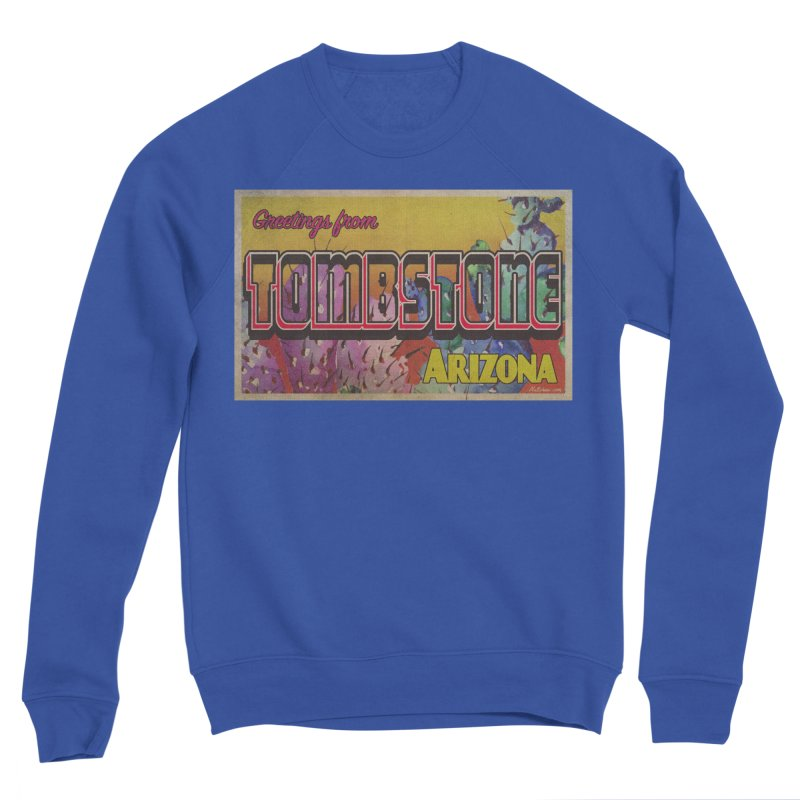 Tombstone, AZ Women's Sweatshirt by Nuttshaw Studios