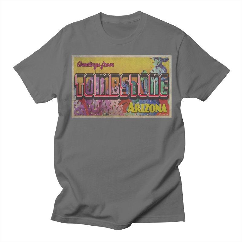 Tombstone, AZ Women's T-Shirt by Nuttshaw Studios