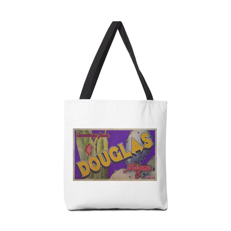 Douglas, AZ. Accessories Tote Bag Bag by Nuttshaw Studios