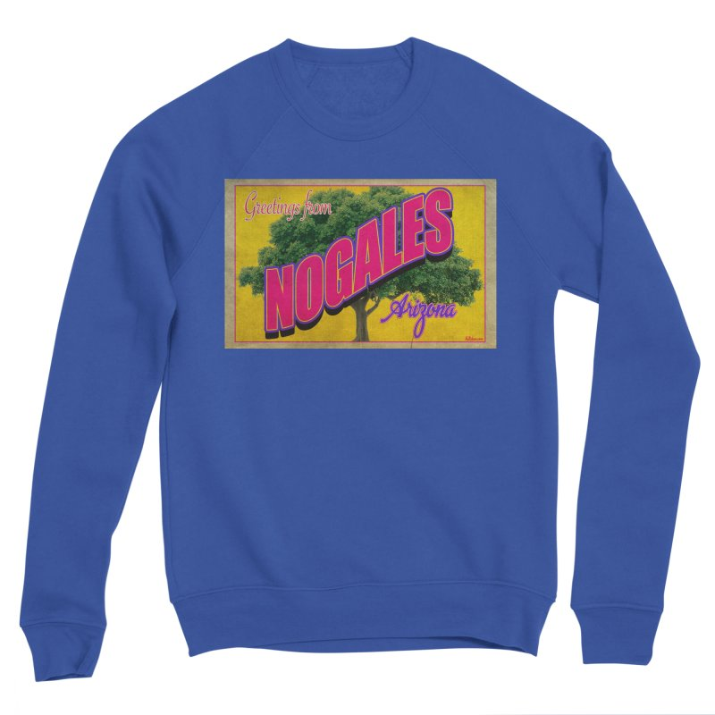 Nogales Walnut Tree Women's Sweatshirt by Nuttshaw Studios