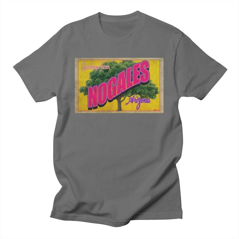 Nogales Walnut Tree Women's T-Shirt by Nuttshaw Studios