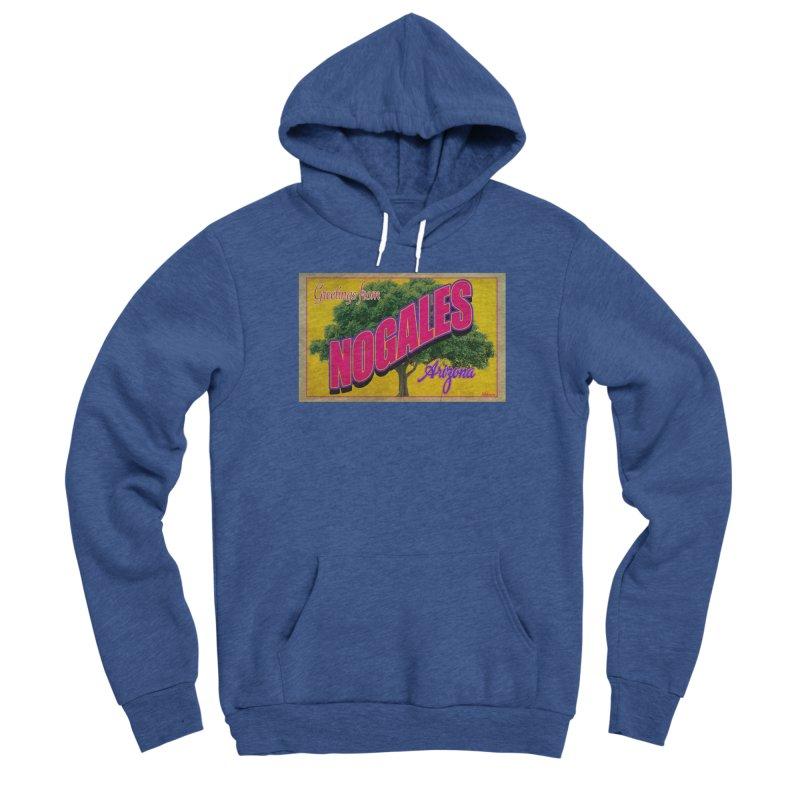 Nogales Walnut Tree Women's Pullover Hoody by Nuttshaw Studios