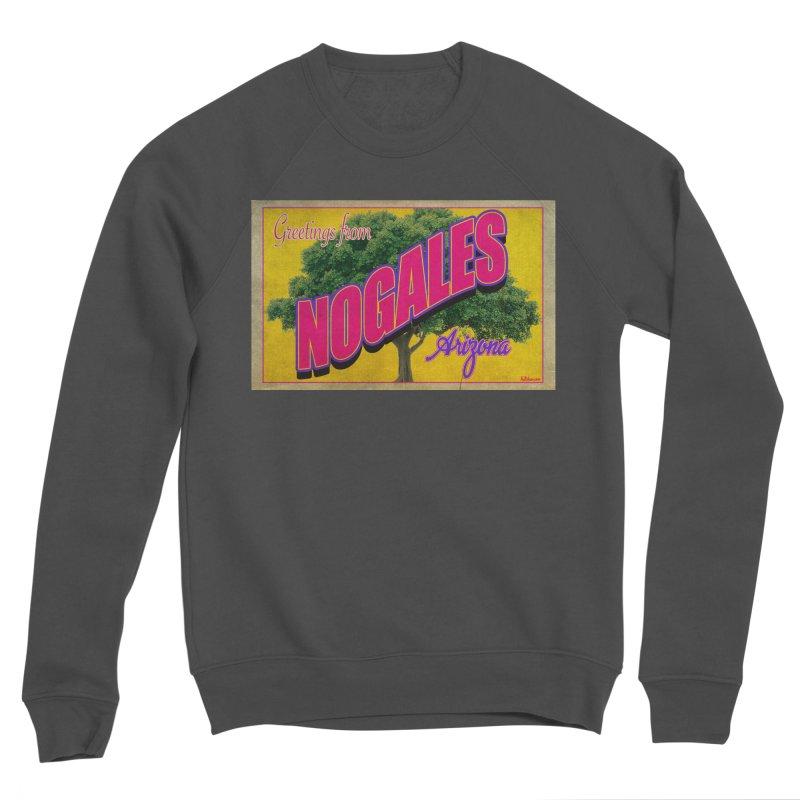 Nogales Walnut Tree Women's Sponge Fleece Sweatshirt by Nuttshaw Studios