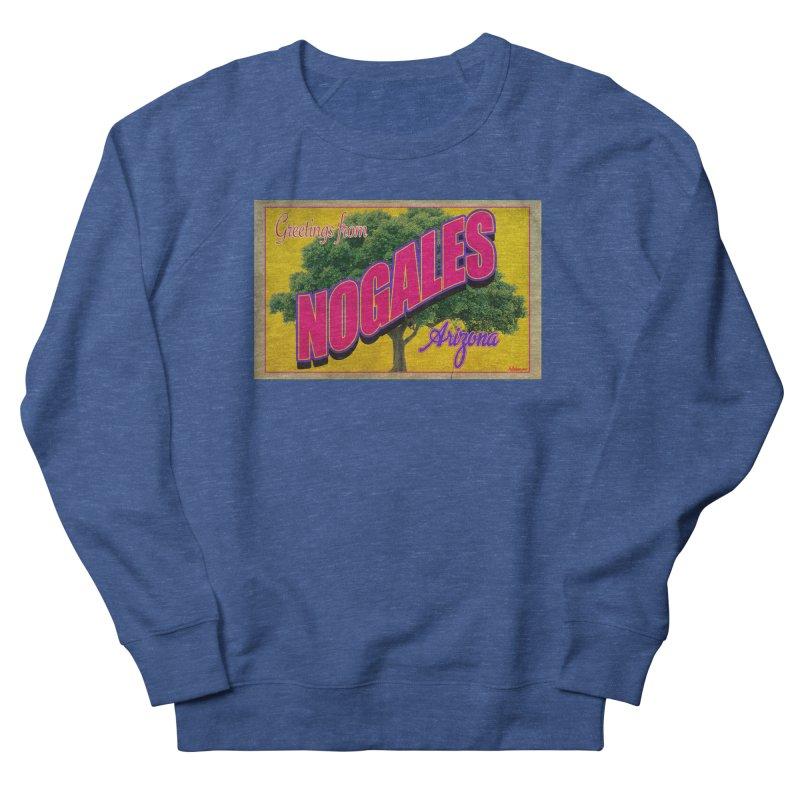 Nogales Walnut Tree Men's Sweatshirt by Nuttshaw Studios