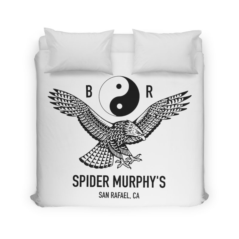 BR sm yin yang Home Duvet by ODP
