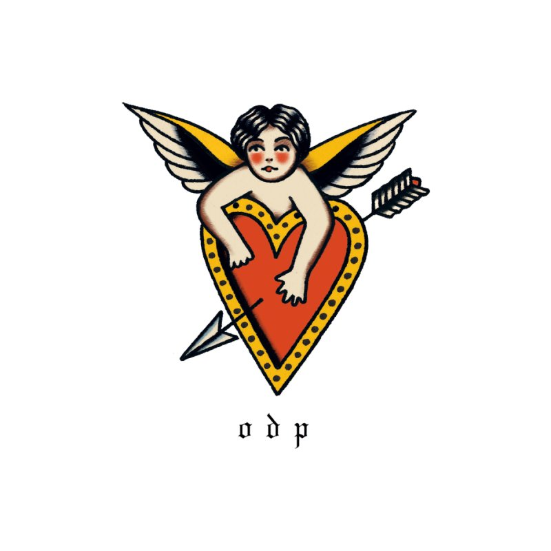 CUPID Kids T-Shirt by ODP
