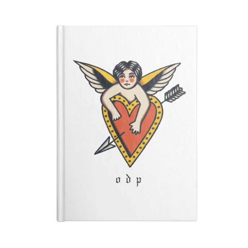 CUPID Accessories Lined Journal Notebook by ODP
