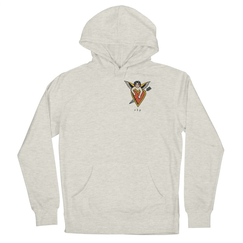 CUPID Women's French Terry Pullover Hoody by ODP