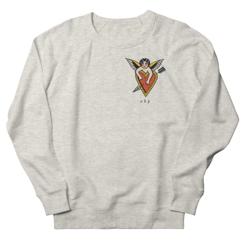 CUPID Women's French Terry Sweatshirt by ODP