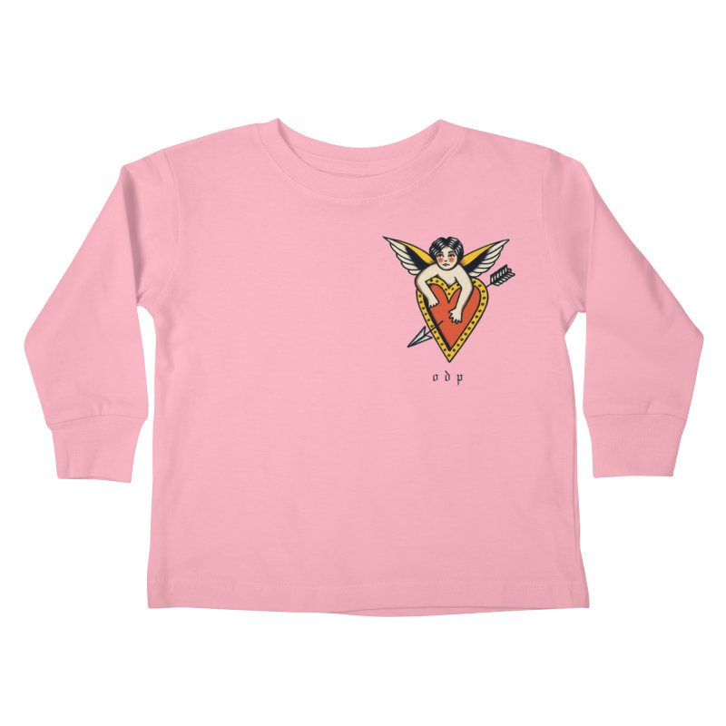 CUPID Kids Toddler Longsleeve T-Shirt by ODP
