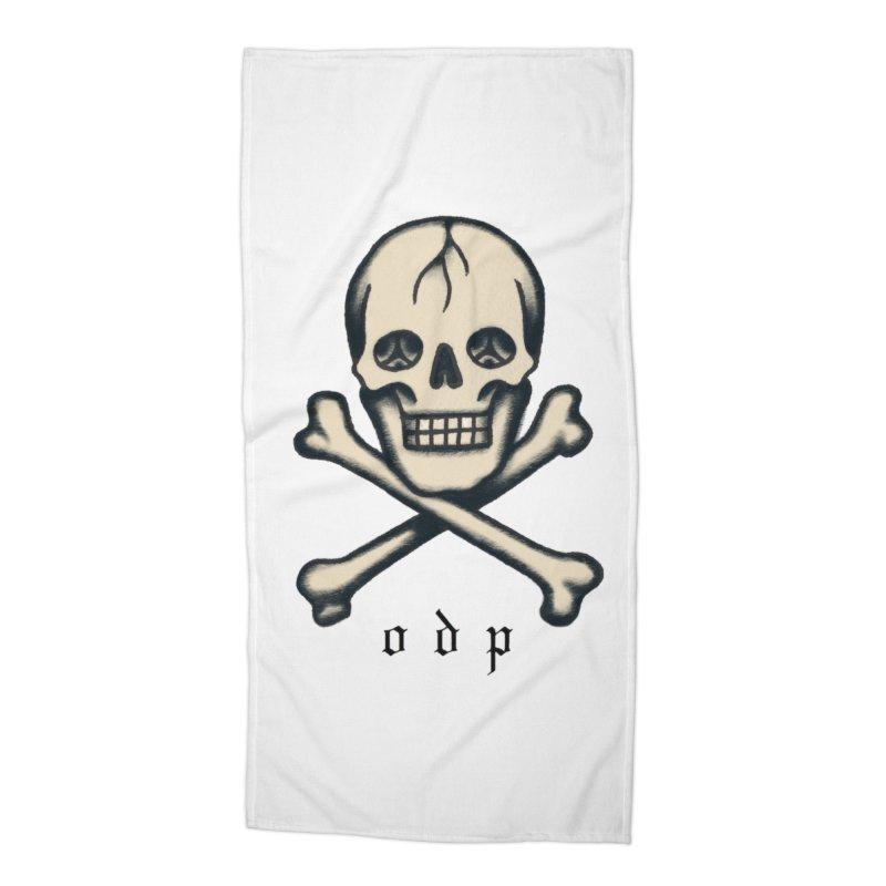 CROSSBONES Accessories Beach Towel by ODP