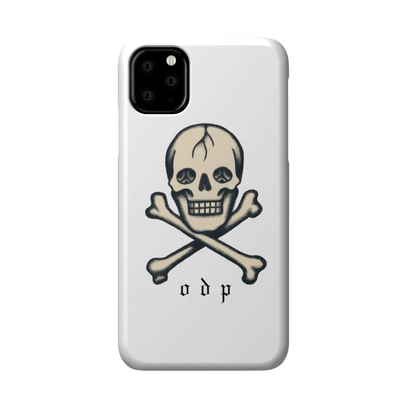 CROSSBONES Accessories Phone Case by ODP