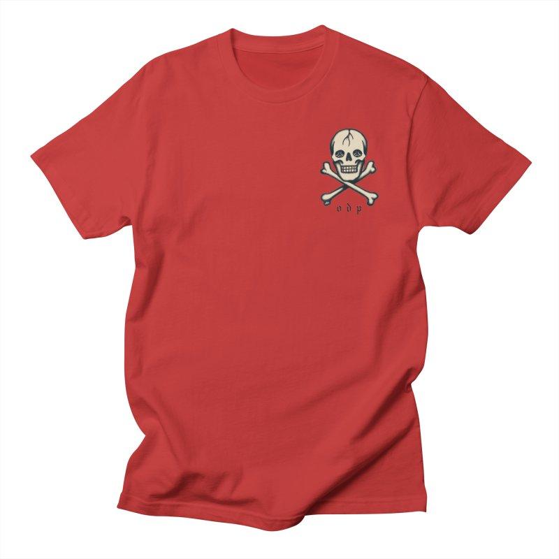CROSSBONES Men's T-Shirt by ODP