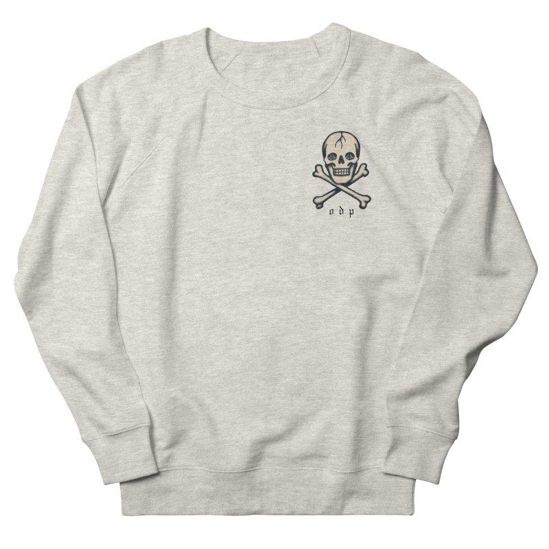 CROSSBONES Men's French Terry Sweatshirt by ODP