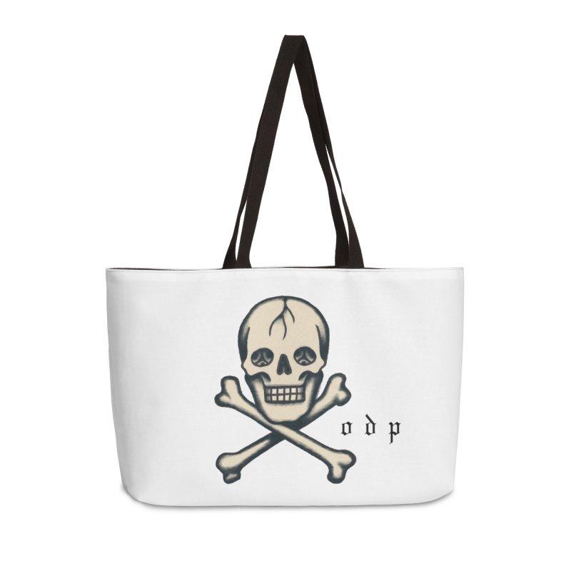 CROSSBONES Accessories Weekender Bag Bag by ODP