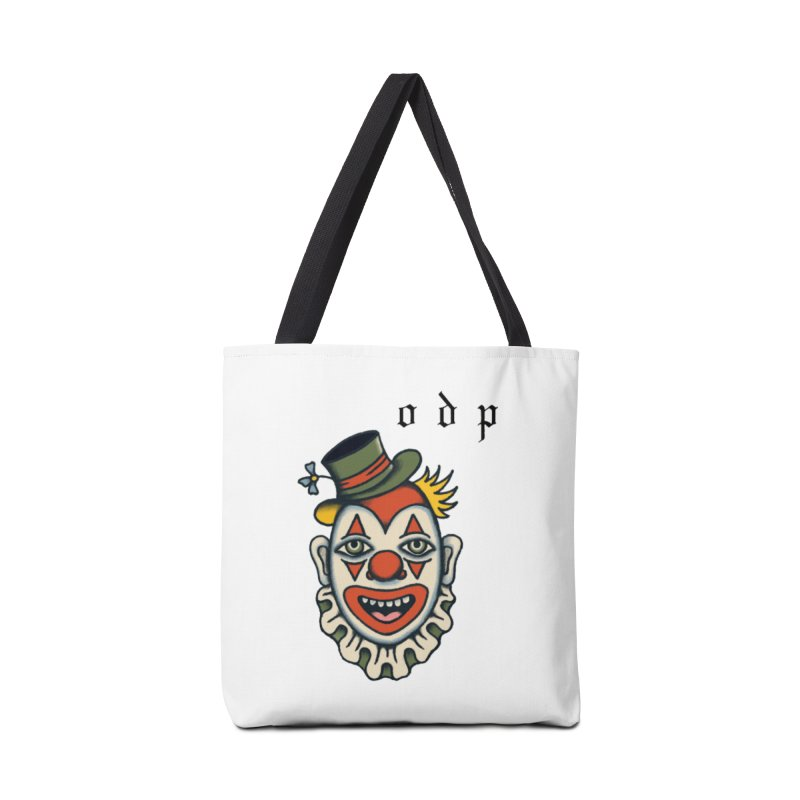 BUBBLES Accessories Tote Bag Bag by ODP