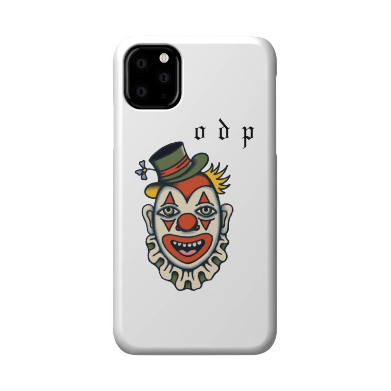 BUBBLES Accessories Phone Case by ODP