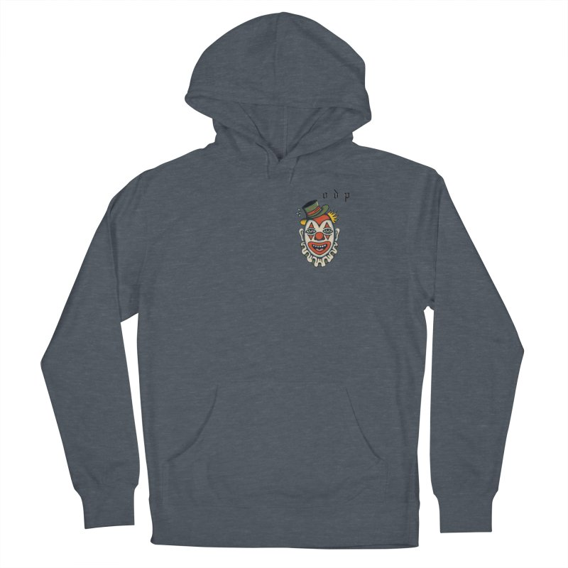 BUBBLES Men's French Terry Pullover Hoody by ODP