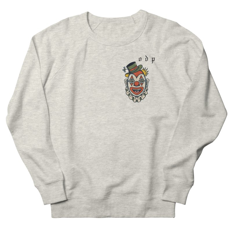 BUBBLES Women's French Terry Sweatshirt by ODP