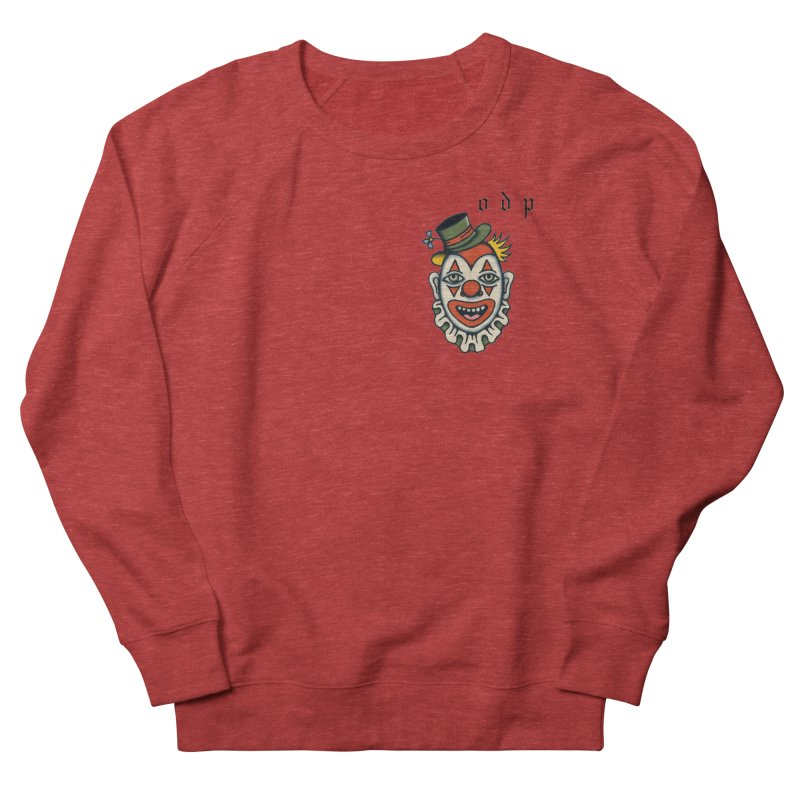 BUBBLES Men's French Terry Sweatshirt by ODP
