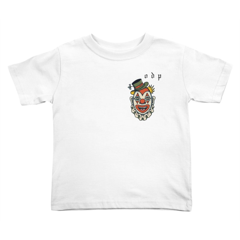 BUBBLES Kids Toddler T-Shirt by ODP