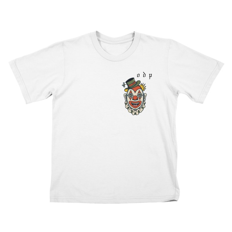 BUBBLES Kids T-Shirt by ODP