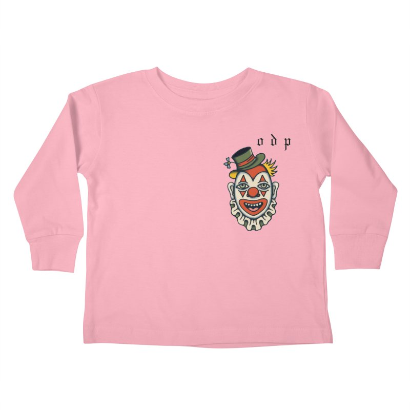 BUBBLES Kids Toddler Longsleeve T-Shirt by ODP