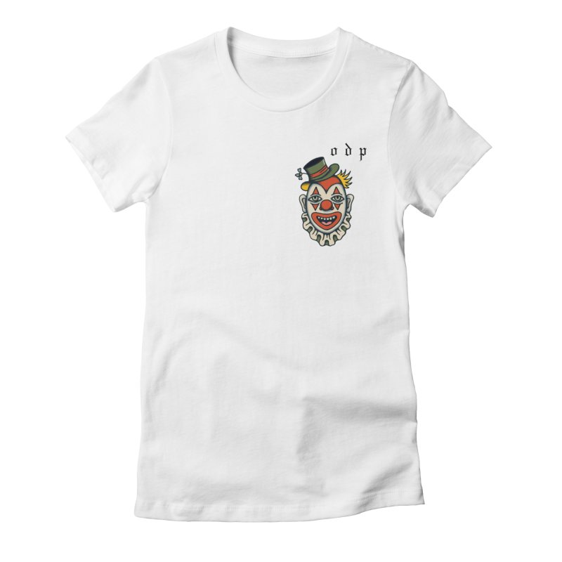 BUBBLES Women's Fitted T-Shirt by ODP