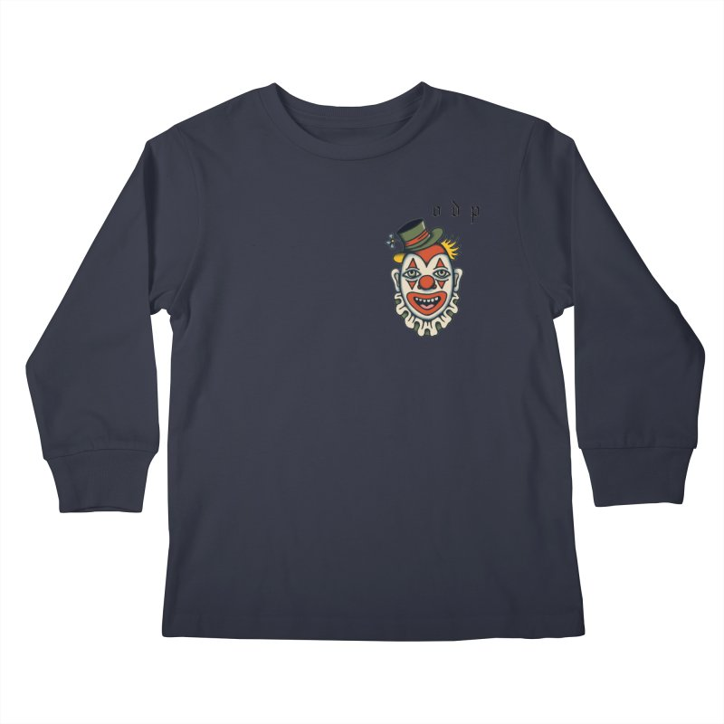 BUBBLES Kids Longsleeve T-Shirt by ODP