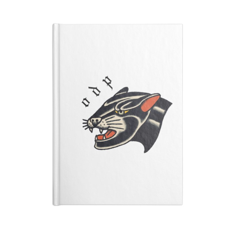 PANTHER Accessories Lined Journal Notebook by ODP